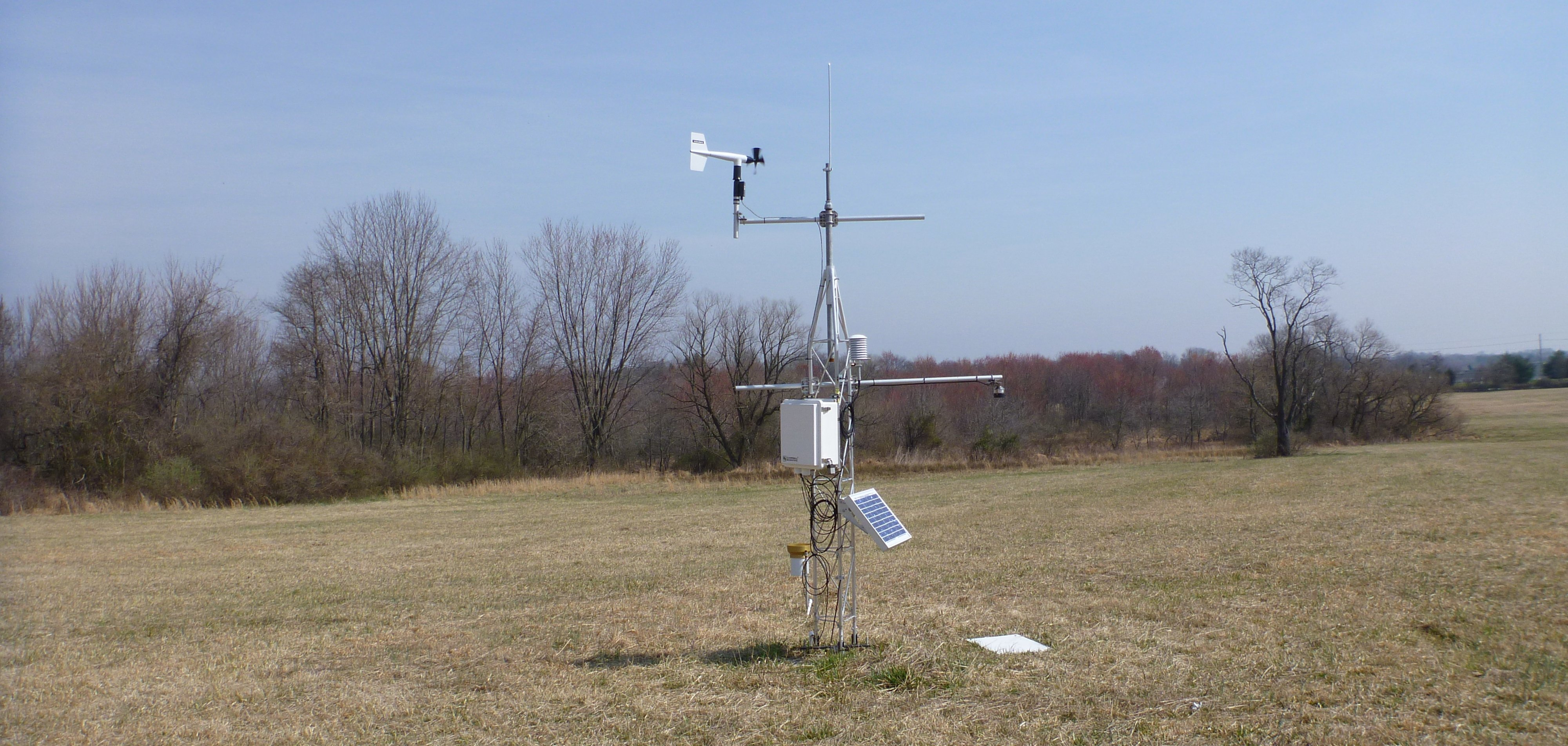 DEOS Snow Monitoring Station
